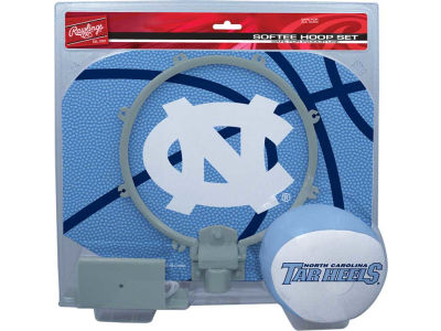 North Carolina Tar Heels Slam Dunk Hoop Set