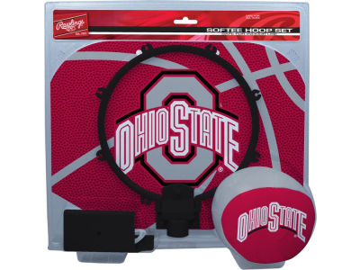 Ohio State Buckeyes Slam Dunk Hoop Set