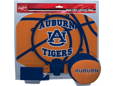 Auburn Tigers Slam Dunk Hoop Set