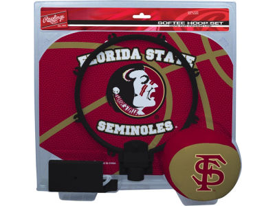 Florida State Seminoles Slam Dunk Hoop Set