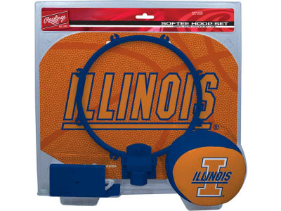 Illinois Fighting Illini Slam Dunk Hoop Set