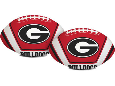 Georgia Bulldogs Softee Goaline Football 8inch