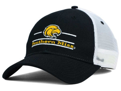 Southern Mississippi Golden Eagles The Game NCAA Mesh Bar Cap