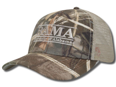 Alabama Crimson Tide NCAA Camo Mesh Bar