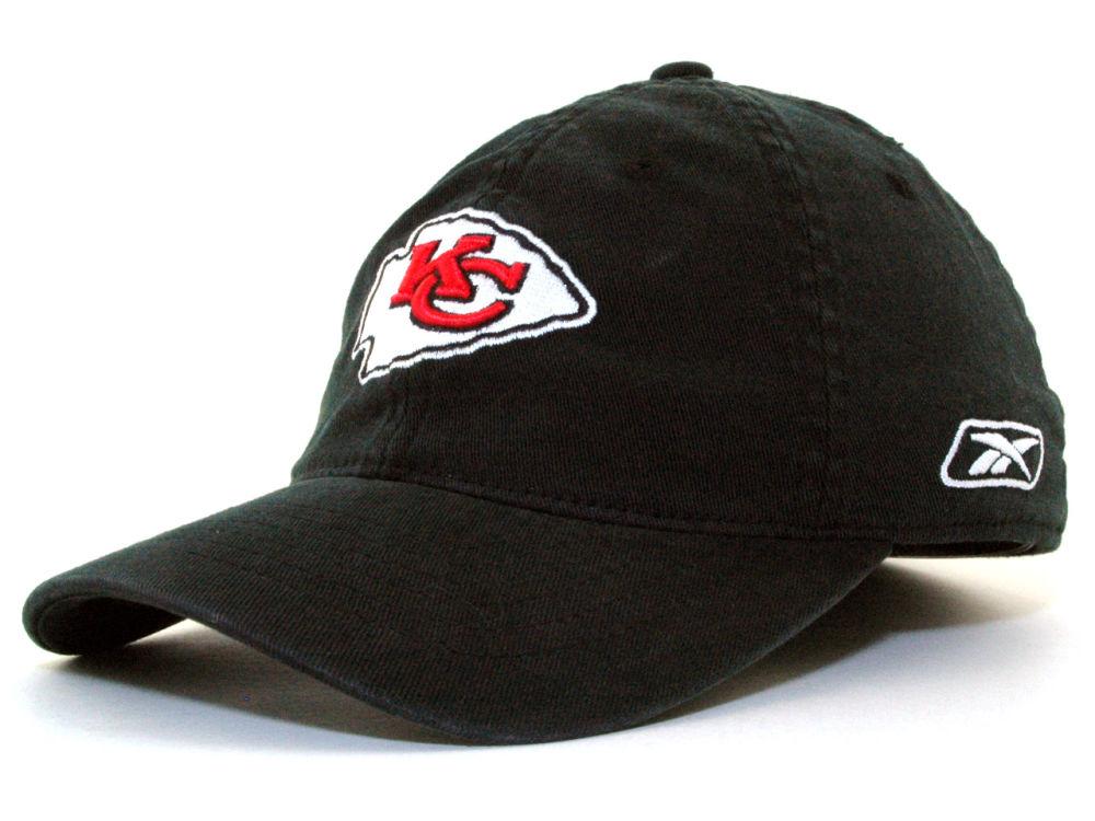 Kansas City Chiefs Reebok NFL All Pro Flex Cap  8e29e3a6ae8