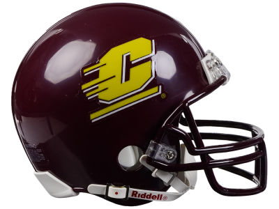 Central Michigan Chippewas Riddell NCAA Mini Helmet
