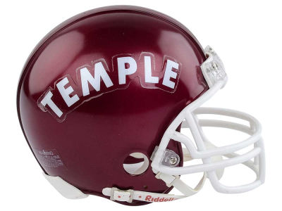 Temple Owls Riddell NCAA Mini Helmet