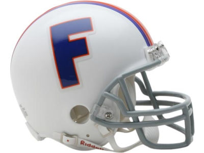 Florida Gators NCAA Throwback Mini Helmet