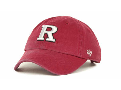 Rutgers Scarlet Knights '47 NCAA Kids Clean Up