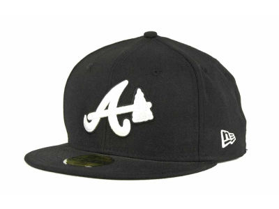 Atlanta Braves New Era MLB B-Dub 59FIFTY Cap