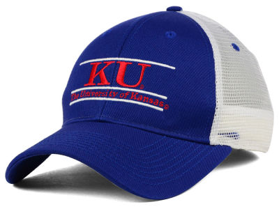 Kansas Jayhawks The Game NCAA Mesh Bar Cap
