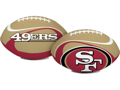 San Francisco 49ers Softee Goaline Football 8inch