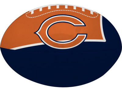 Chicago Bears Quick Toss Softee Football