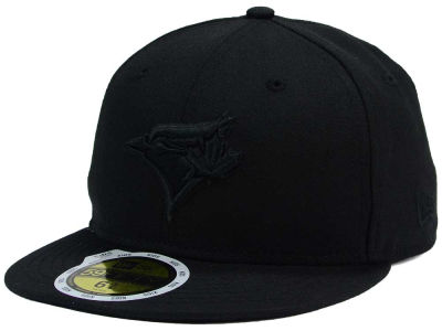 Toronto Blue Jays New Era MLB Triple Black 59FIFTY Cap