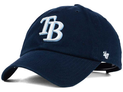 Tampa Bay Rays '47 MLB On-Field Replica '47 CLEAN UP Cap