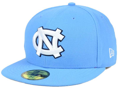North Carolina Tar Heels New Era NCAA AC 59FIFTY Cap