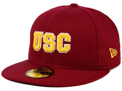 USC Trojans New Era NCAA AC 59FIFTY Cap