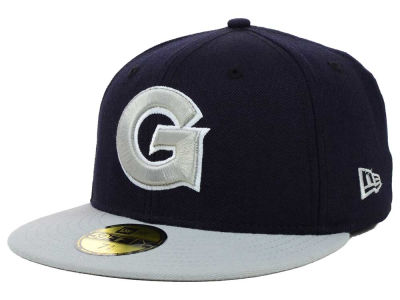 Georgetown Hoyas New Era NCAA 2 Tone 59FIFTY Cap