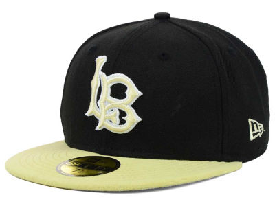 Long Beach State 49ers New Era NCAA 2 Tone 59FIFTY Cap