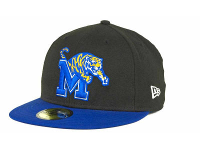 Memphis Tigers New Era NCAA 2 Tone 59FIFTY Cap