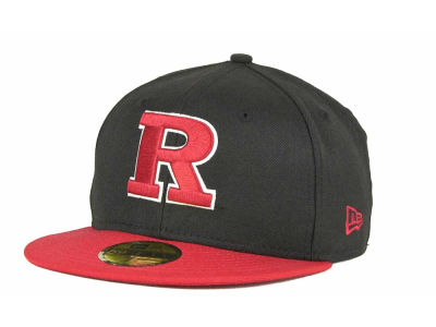 Rutgers Scarlet Knights New Era NCAA 2 Tone 59FIFTY Cap
