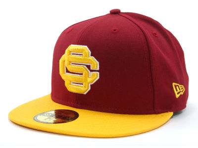USC Trojans New Era NCAA 2 Tone 59FIFTY Cap