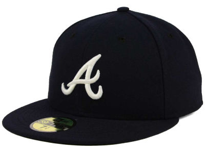 Atlanta Braves New Era MLB Authentic Collection 59FIFTY Cap
