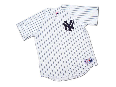 New York Yankees MLB Men's Blank Replica Cool Base Big & Tall Jersey