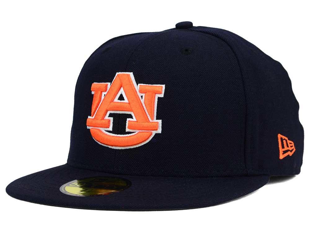 Auburn Tigers New Era NCAA AC 59FIFTY Cap  67a1b438b89a