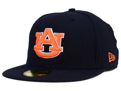 Auburn Tigers New Era NCAA AC 59FIFTY Cap