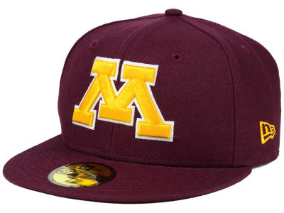 Minnesota Golden Gophers New Era NCAA AC 59FIFTY Cap