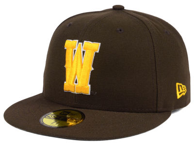 Wyoming Cowboys New Era NCAA AC 59FIFTY Cap