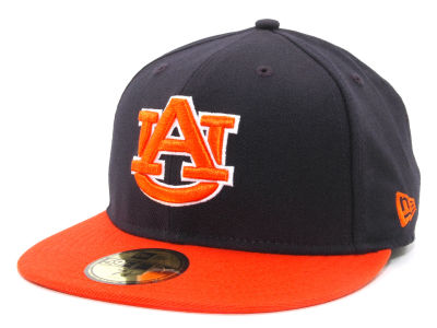 Auburn Tigers New Era NCAA 2 Tone 59FIFTY Cap