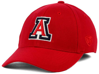 Arizona Wildcats Top of the World NCAA Team Color PC Cap