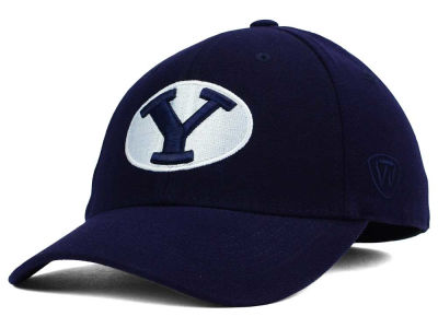 Brigham Young Cougars Top of the World NCAA Team Color PC Cap