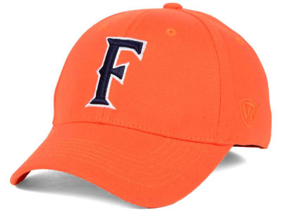 Cal State Fullerton Titans Top of the World NCAA Team Color PC Cap