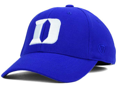 Duke Blue Devils Top of the World NCAA Team Color PC Cap