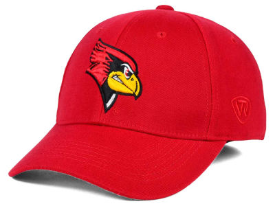 Illinois State Redbirds Top of the World NCAA Team Color PC Cap