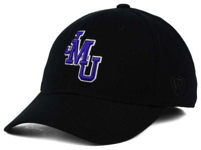 James Madison Dukes Top of the World NCAA Team Color PC Cap