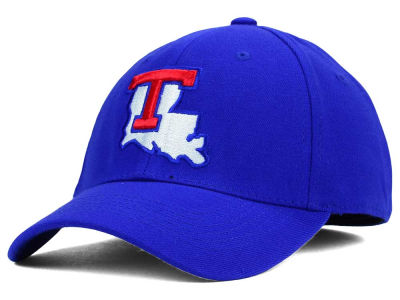 Louisiana Tech Bulldogs Top of the World NCAA Team Color PC Cap