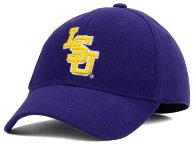 LSU Tigers Top of the World NCAA Team Color PC Cap