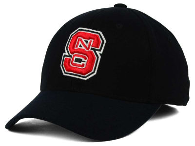 North Carolina State Wolfpack Top of the World NCAA Team Color PC Cap