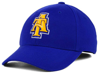 North Carolina A&T Aggies Top of the World NCAA Team Color PC Cap