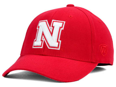 Nebraska Cornhuskers Top of the World NCAA Team Color PC Cap