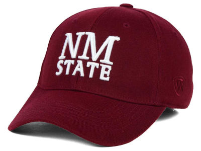 New Mexico State Aggies Top of the World NCAA Team Color PC Cap