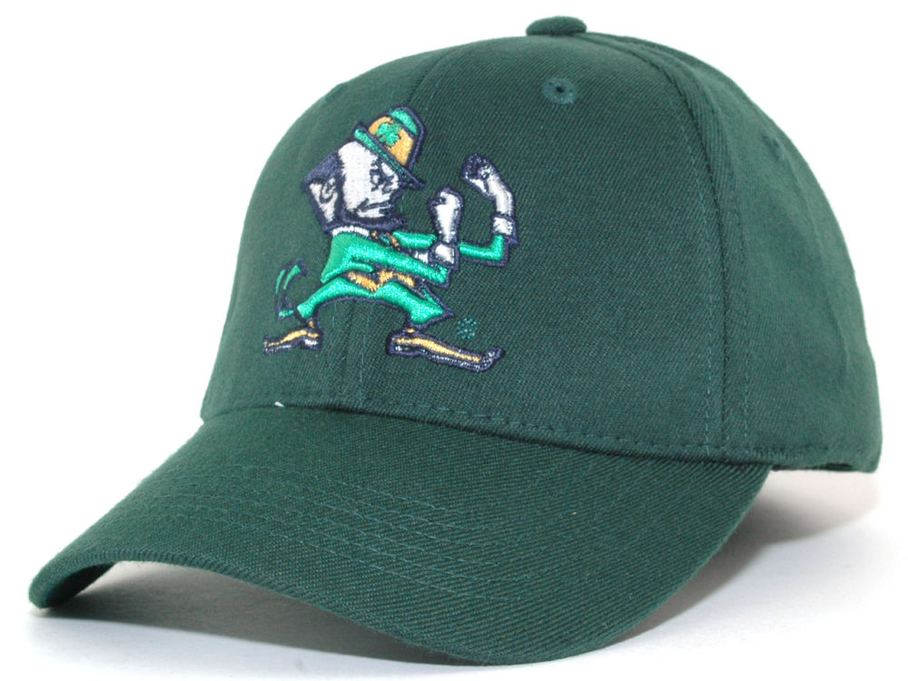 Notre Dame Fighting Irish Top of the World NCAA Team Color PC Cap ... d7aee7cde6b9