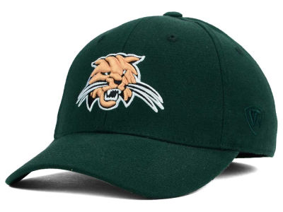 Ohio Bobcats Top of the World NCAA Team Color PC Cap