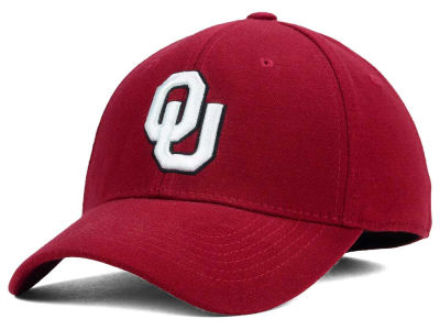 Oklahoma Sooners Top of the World NCAA Team Color PC Cap