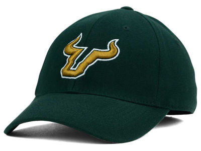 South Florida Bulls Top of the World NCAA Team Color PC Cap