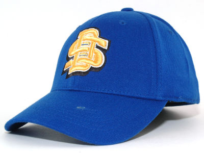 South Dakota State Jack Rabbits Top of the World NCAA Team Color PC Cap